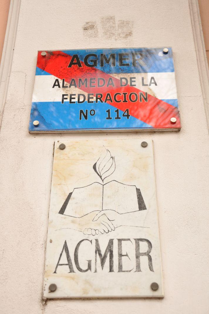 El Congreso de Agmer definirá las estrategias de acción a seguir (Foto APFDigital)